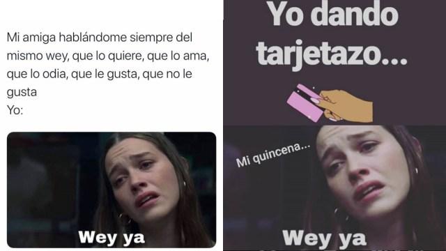 Wey Ya: origen del meme, quién es la actriz y la plantilla
