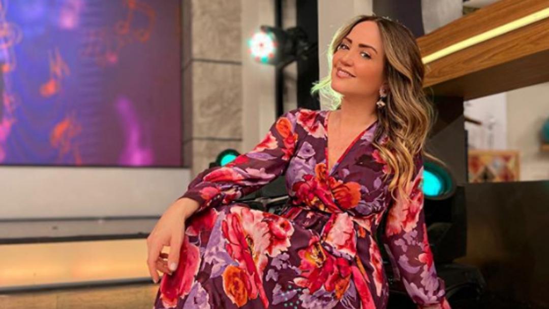 Andrea Legarreta se suma al paro nacional Un Día Sin Mujeres