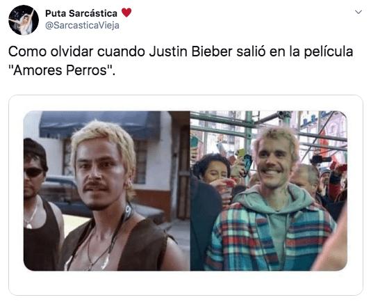 Justin Bieber es comparado con Don Ramón
