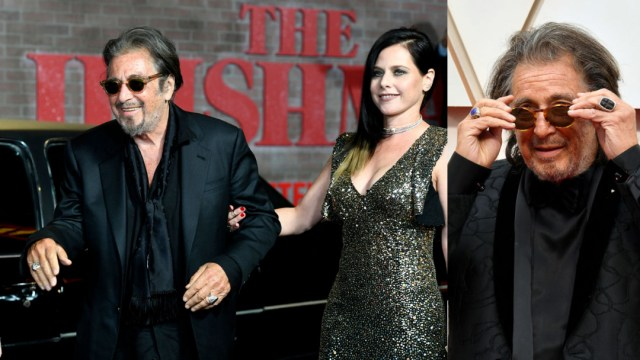 Meital Dohan termina con Al Pacino por viejo y tacaño
