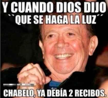Memes de Chabelo por su cumpleaños 85.