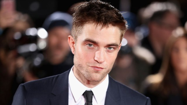 Robert Pattinson el hombre más guapo del mundo según ciencia