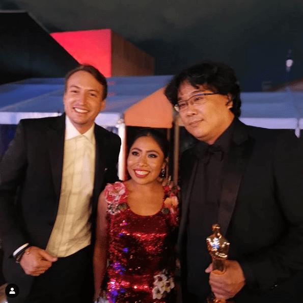 Yalitza Aparicio en los Oscar 2020
