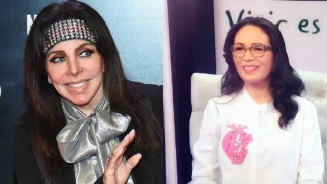 Yolanda Andrade vuelve al ataque contra Verónica Castro