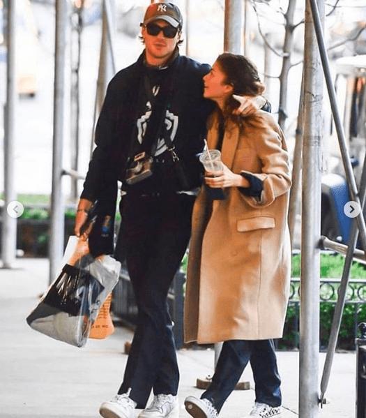 Zendaya y Jacob Elordi juntos en Nueva York