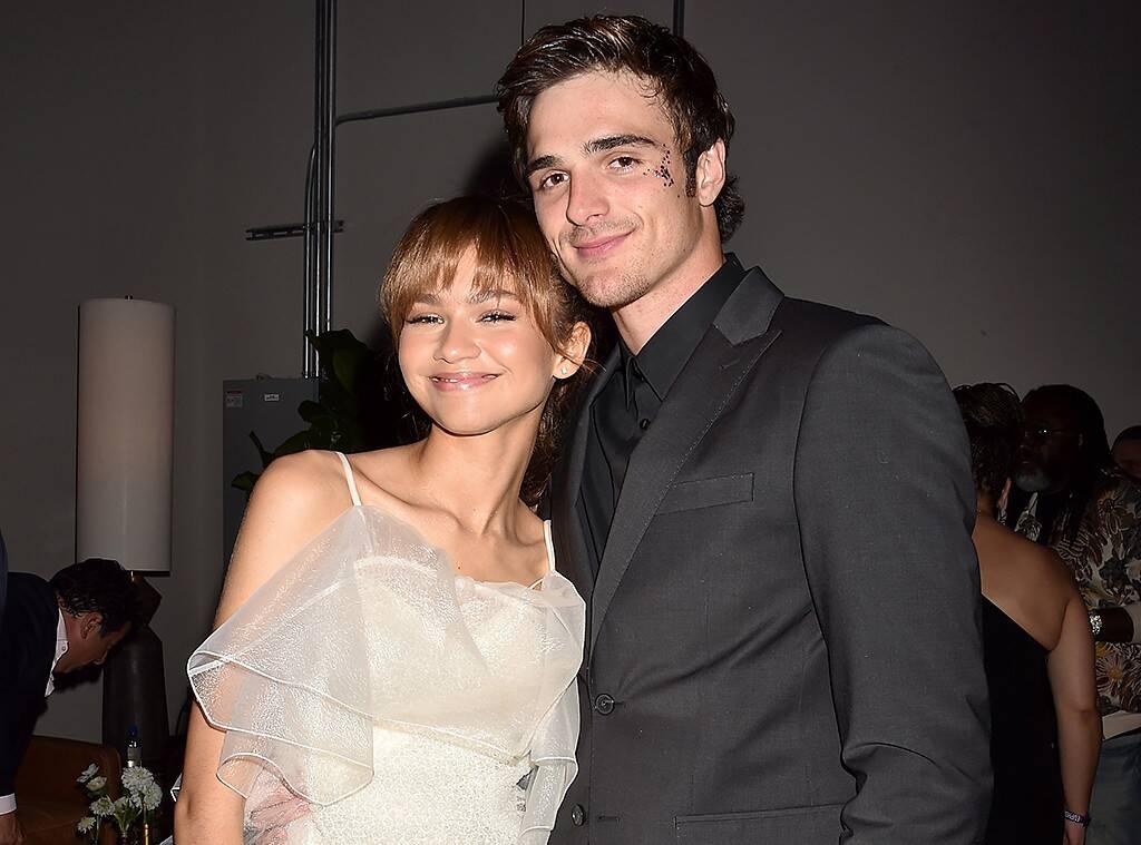Jacob Elordi y Zendaya son captados juntos nuevamente