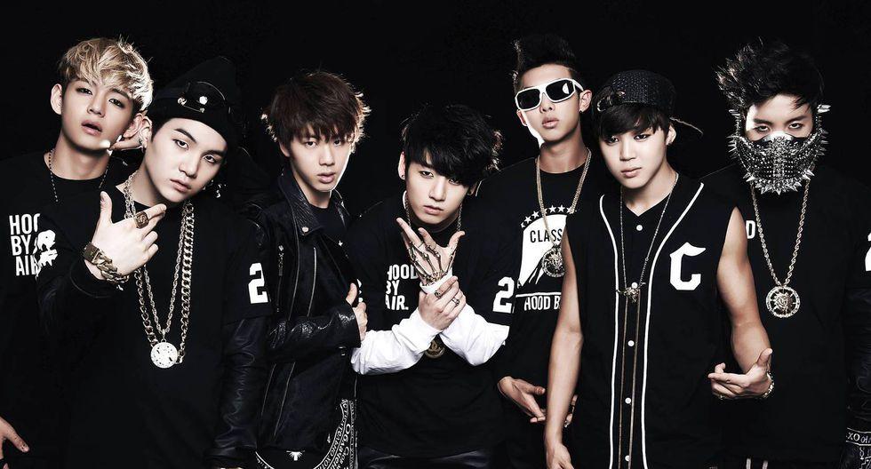 BTS reacciona a su primer video tras su debut en 2013