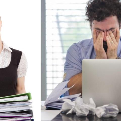 Compañeros de trabajo aumentan tu estrés: estudio científico