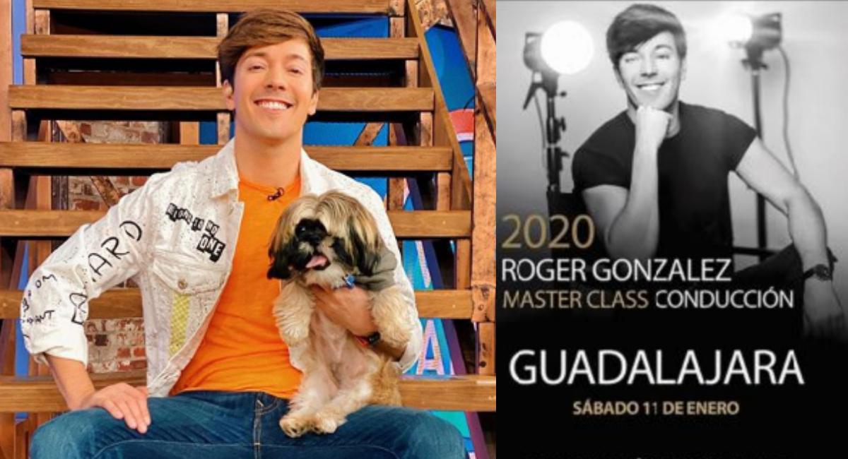 Acusan a Roger González de fraude a fans por 100 mil pesos