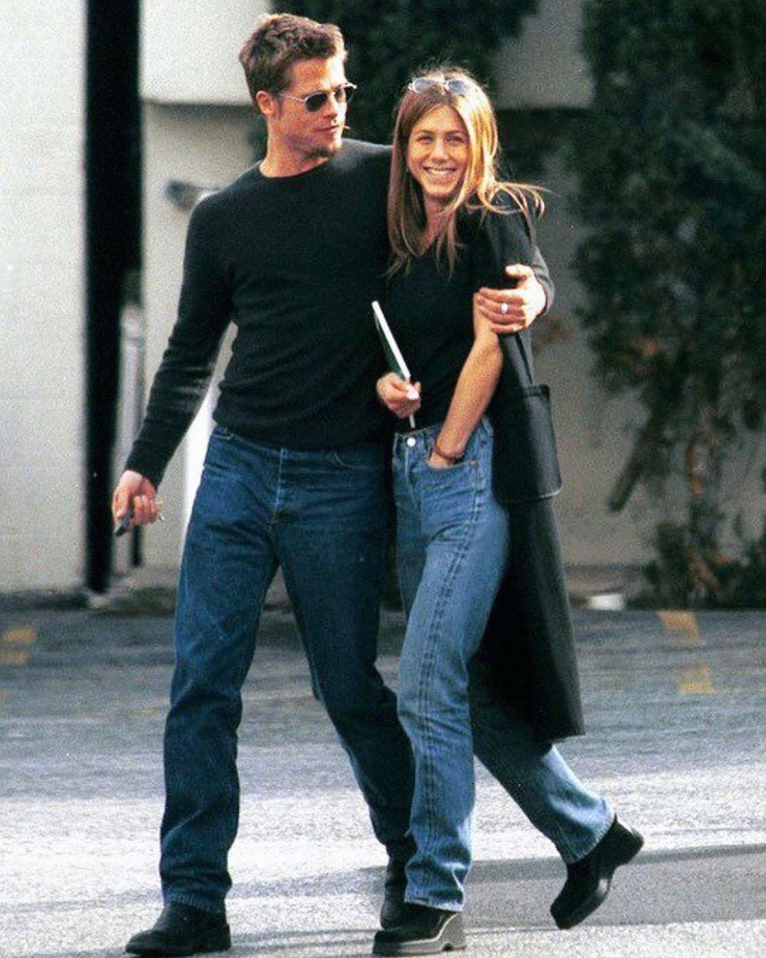 Aseguran que Brad Pitt y Jennifer Aniston están juntos de nuevo y se van a casar