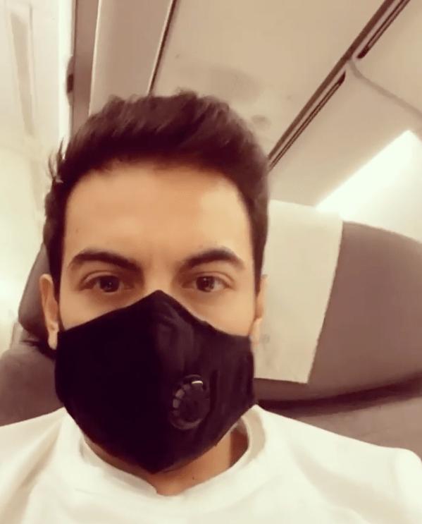 Carlos Rivera denuncia escasos controles sanitarios en el aeropuerto