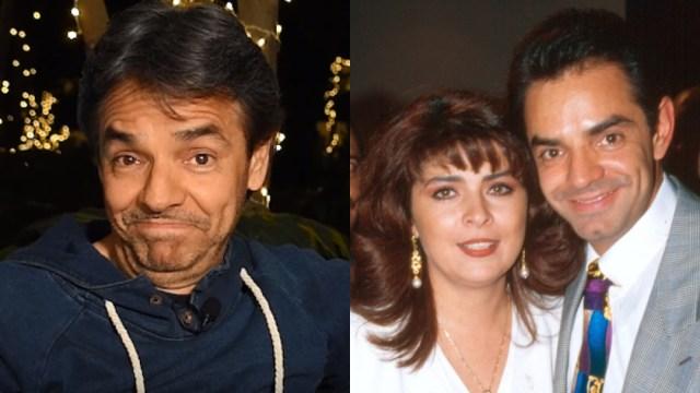Eugenio Derbez revela verdad boda falsa con Victoria Ruffo
