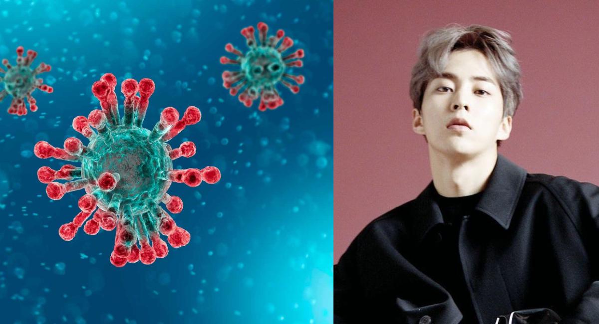 Xiumin de EXO celebra cumplaños con reto contra coronavirus