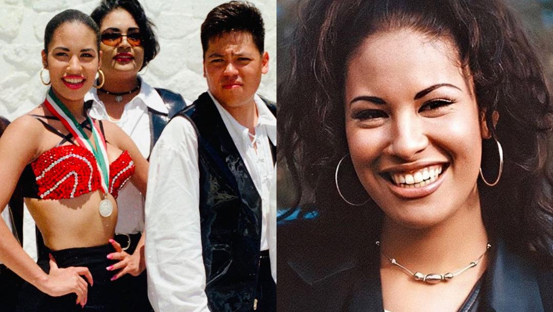 Hermano de Selena publica foto inédita a 25 años de muerte