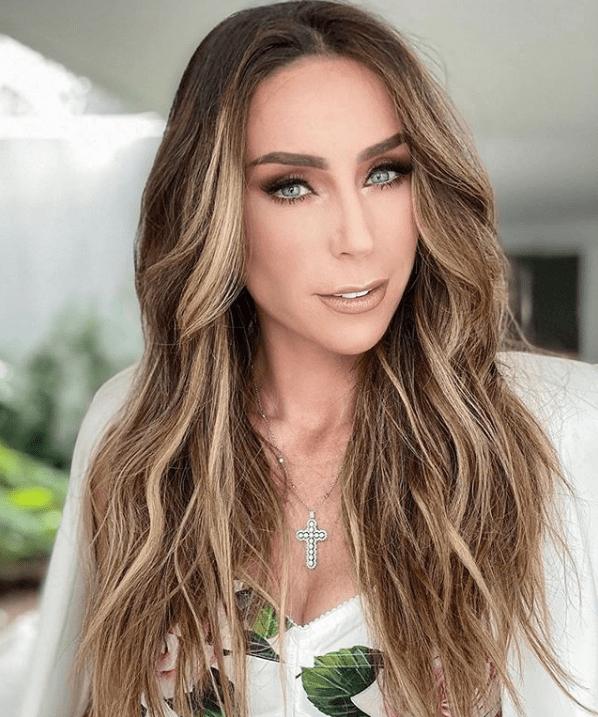 Inés Gomez Mont habla de la infidelidad de su ex con su amiga
