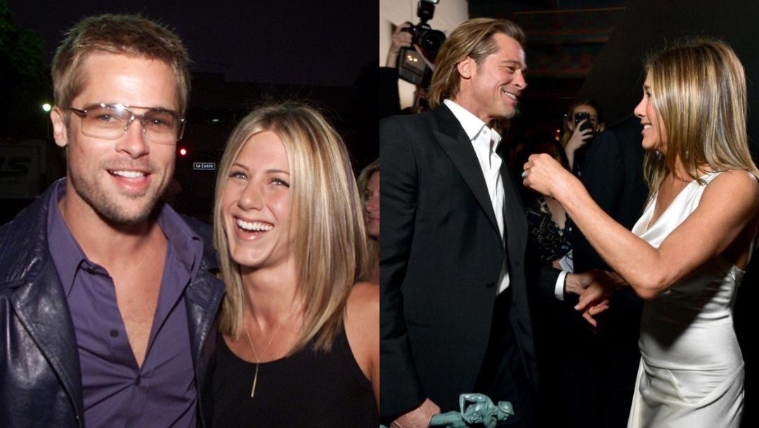 Jennifer Aniston y Brad Pitt juntos de nuevo planean boda