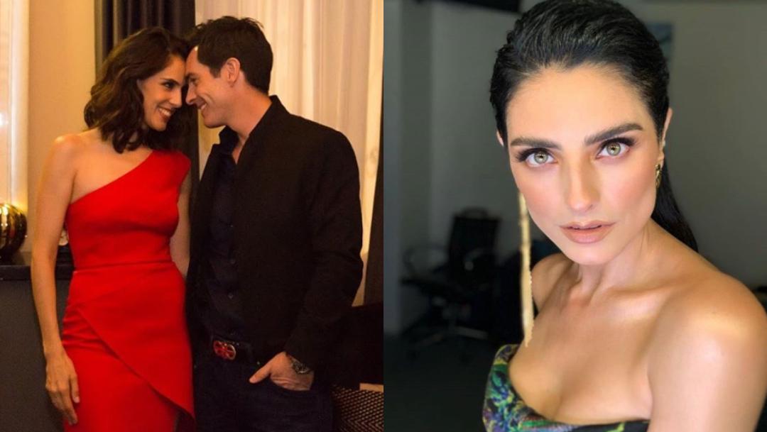 Sandra Echeverría separó a Mauricio Ochman y Aislinn Derbez