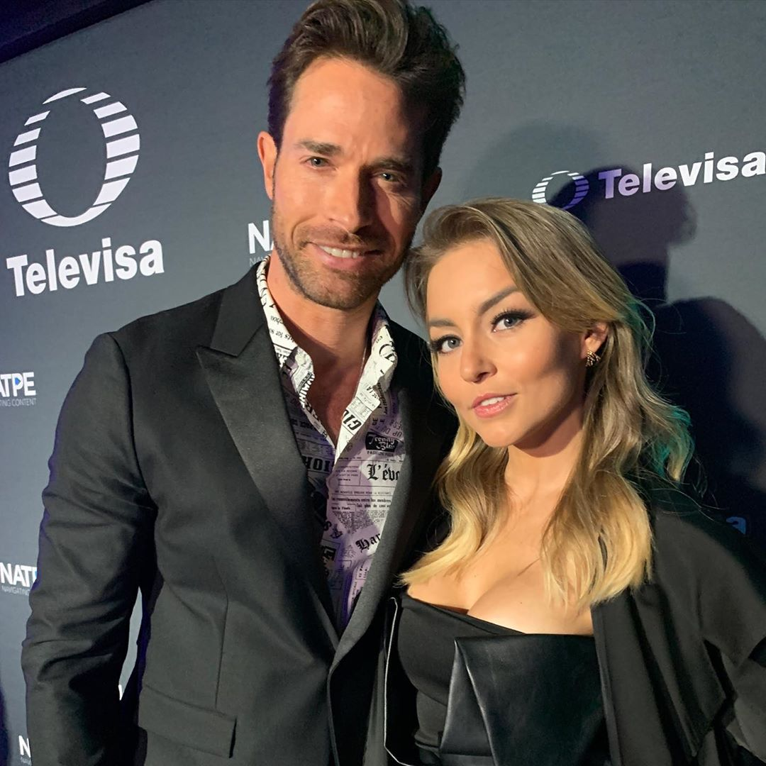 Sebastián Rulli calla a Angelique Boyer durante video en Instagram