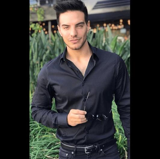 Vadhir Derbez estrena noviazgo con influencer