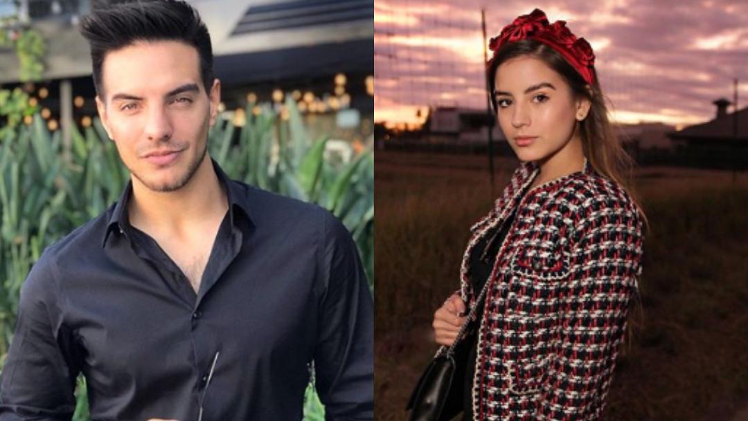 Vadhir Derbez sorprende con su nueva novia Diana Larume