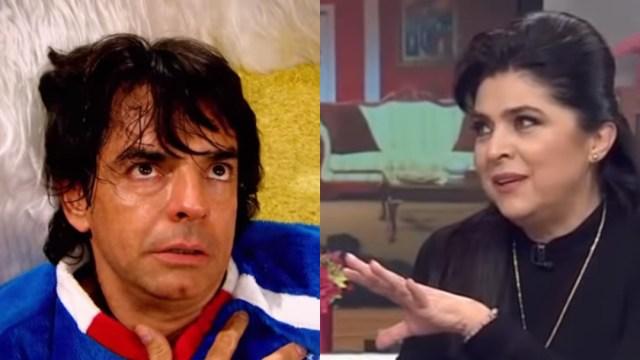 "Victoria Ruffo se harta de Eugenio Derbez: ""que me supere"""