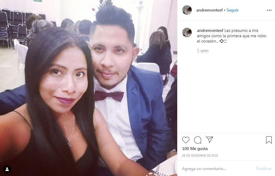 Yalitza Aparicio terminó con su novio André Montes tras escándalo de violencia