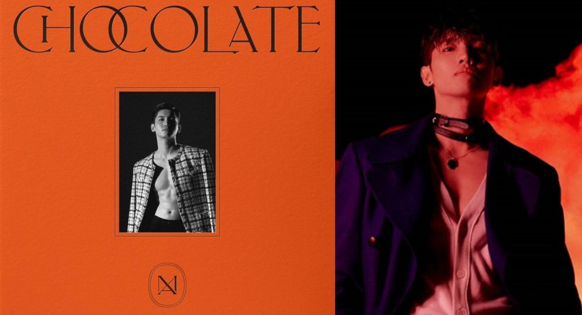 Changmin logra número 1 de ventas digitales con Chocolate