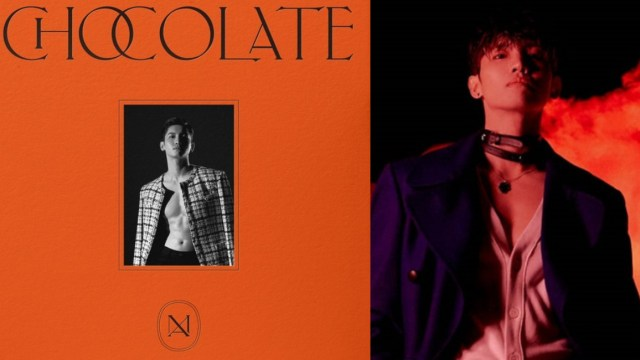 Changmin logra número 1 de ventas digitales con Chocolate