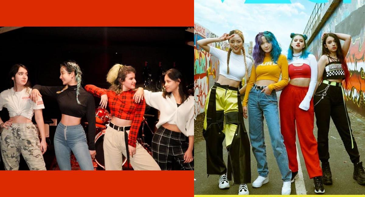 KAACHI, el primer grupo de Kpop de Reino Unido hace su debut