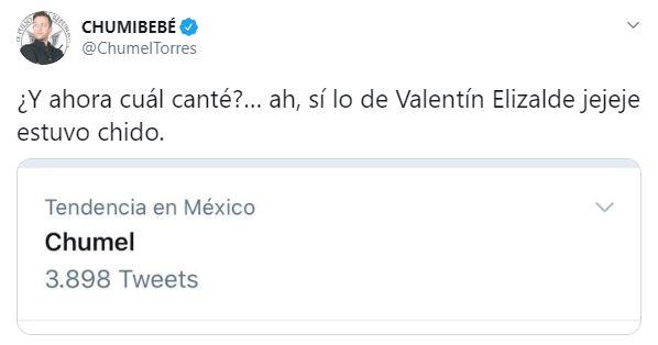 Chumel Torres comparte fake news d médicos muertos Covid