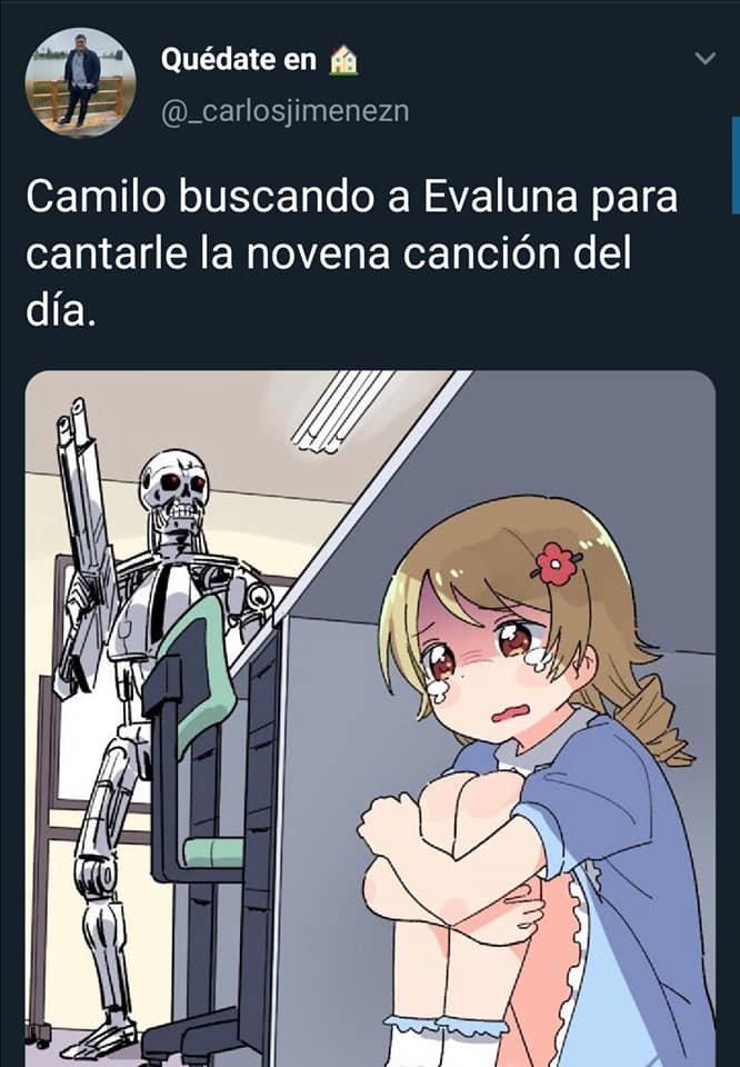 Memes de Camilo y Evaluna pra saber quiénes son en Instagram