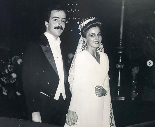 Viudo de Edith González comparte foto inédita de su primer esposa, Cocha de la Mora
