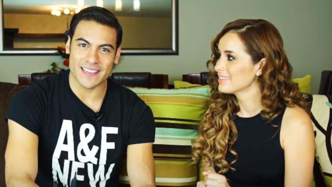 Carlos Rivera y Cynthia ya viven juntos tras cuarentena