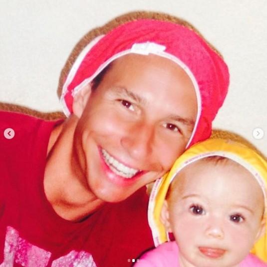 Hija de Erik Rubin y Andrea Legarreta, Mia, cumple 15 años