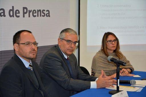 Arantxa Colchero: currículum de la esposa de López Gatell