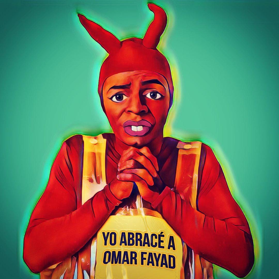 Eugenio Derbez publica meme de Omar Fayad