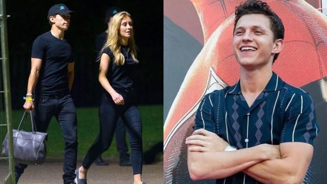 Tom Holland está soltero; terminó con su novia Olivia Bolton