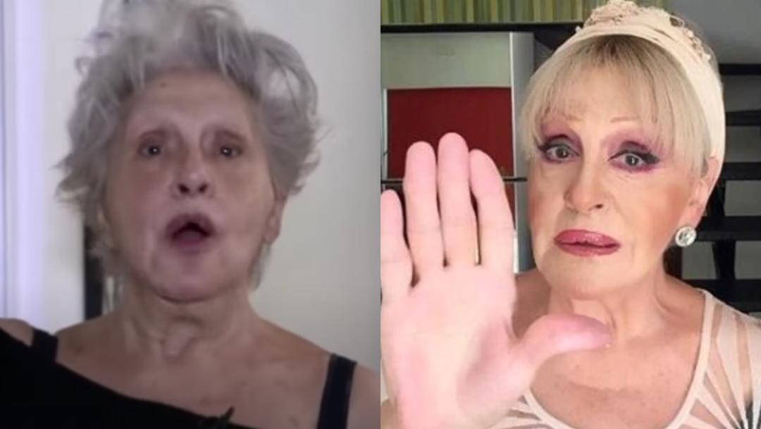 Anel Noreña sin maquillaje causa terror y asusta en Hoy