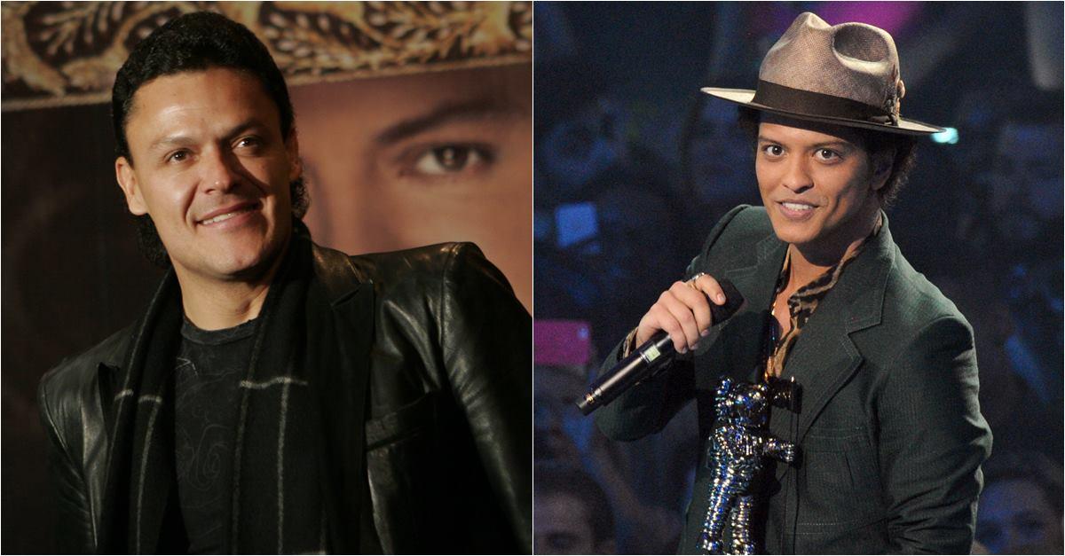 Teoría asegura que Bruno Mars es el hijo de Michael Jackson