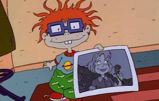 El episodio de los Rugrats donde Carlitos encontró la carta de su fallecida madre