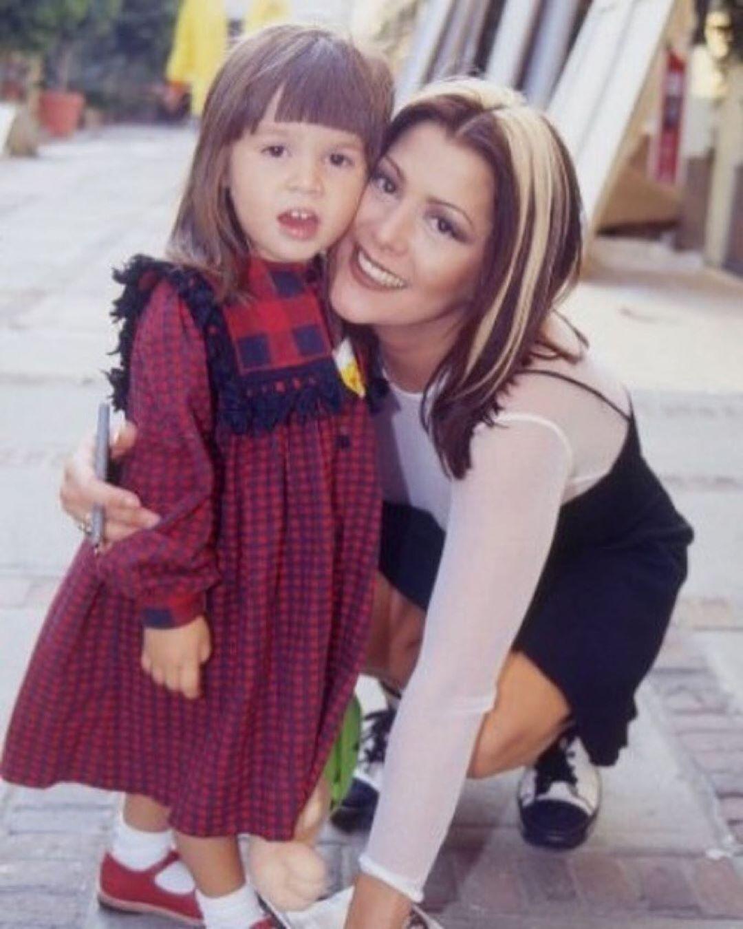 Viejas entrevistas de Alejandra Guzmán y Frida Sofía revelan su distanciamiento de antaño