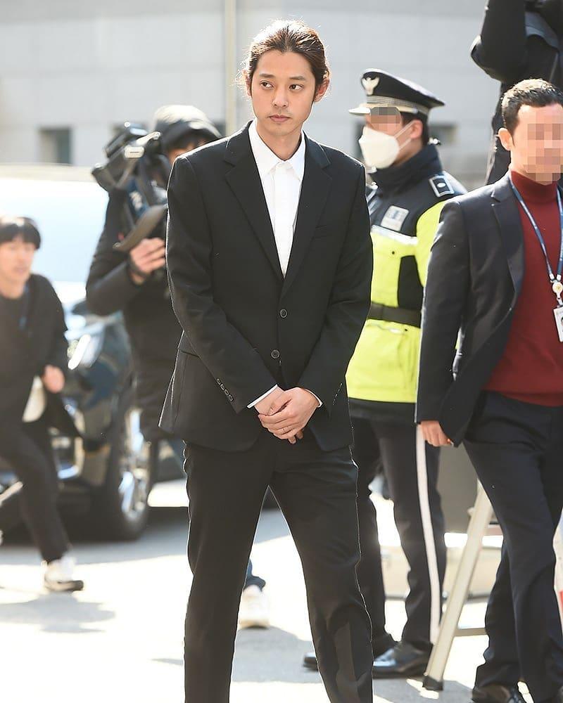 Jung Joon Young y Choi Jonghun son sentenciados a cárcel por violación en grupo