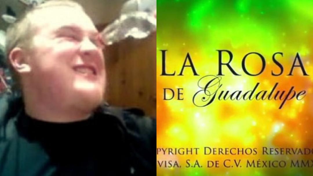 La Rosa de Guadalupe capitulos completos alcohol por los ojos