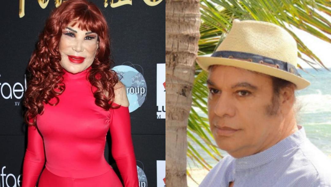 Lyn May y Juan Gabriel tuvieron una relacion y un hija