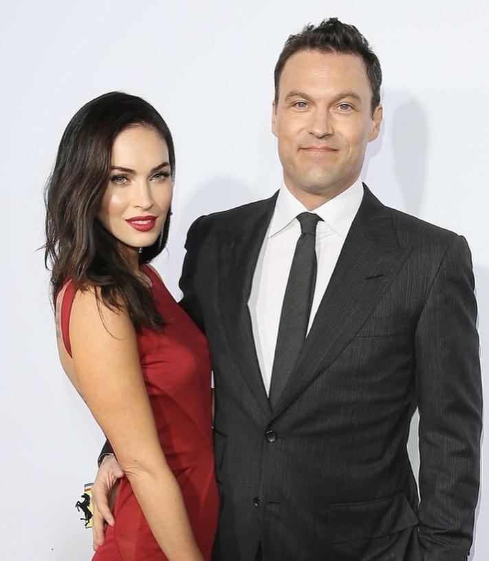 Brian Austin y Megan Fox confirman su divorcio tras 10 años juntos
