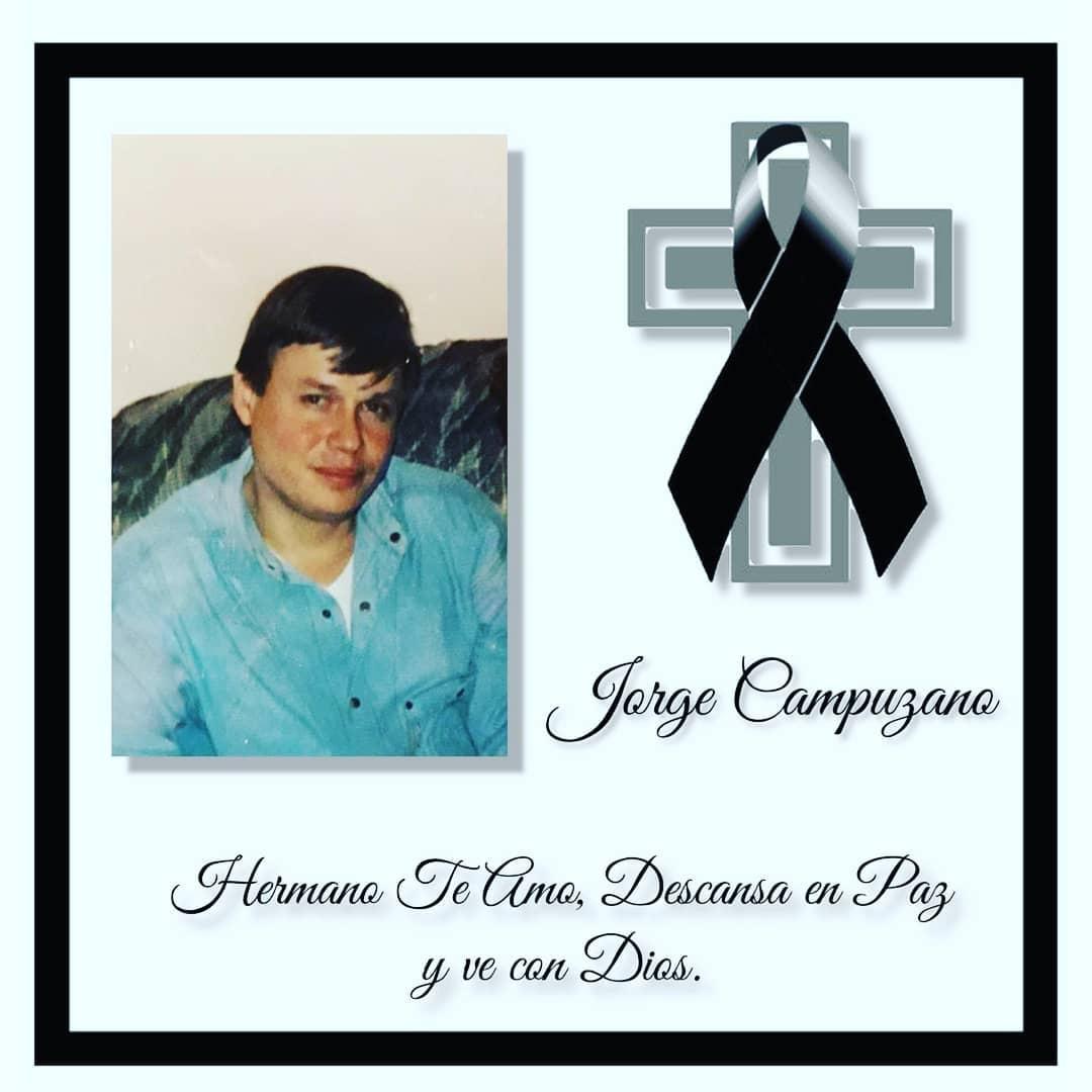 Muere el hermano de Carmen Campuzano