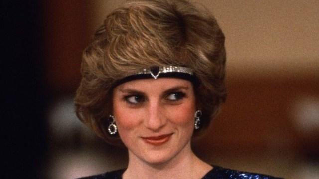 Princesa Diana en la MET Gala de 1996 y su vestido Dior
