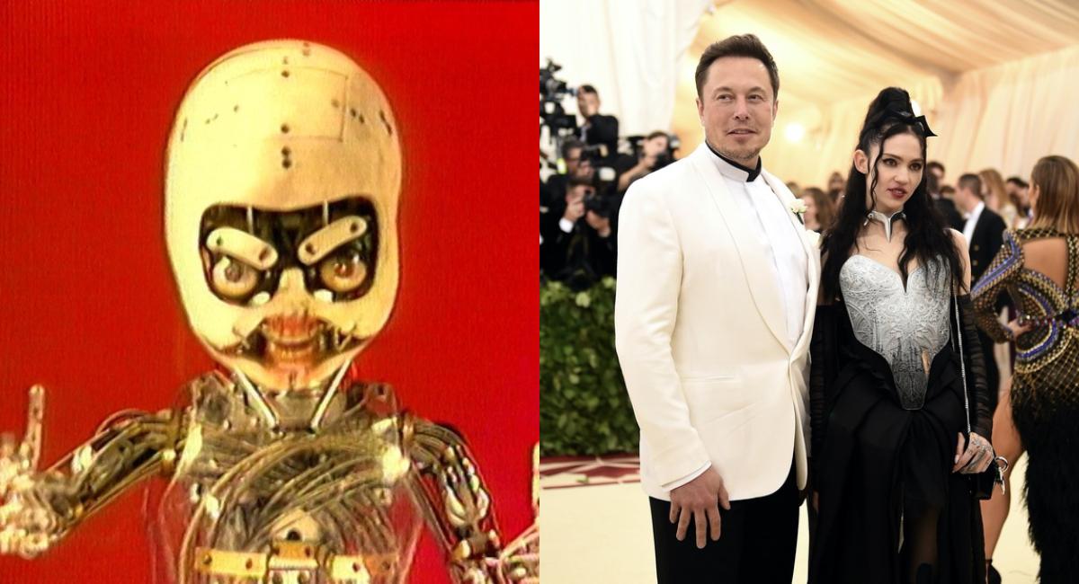 Elon Musk y Grimes revelan el nombre de su hijo: X Æ A -12