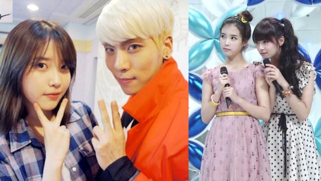 IU recuerda a JongHyun y Sulli en Eight junto a Suga de BTS