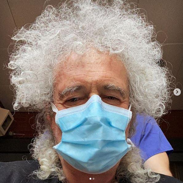 Hospitalizan de emergencia a Brian May, guitarrista de Queen